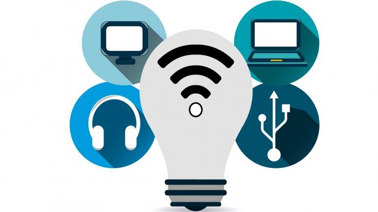 Li-Fi, acceso a la red a través de luces LED