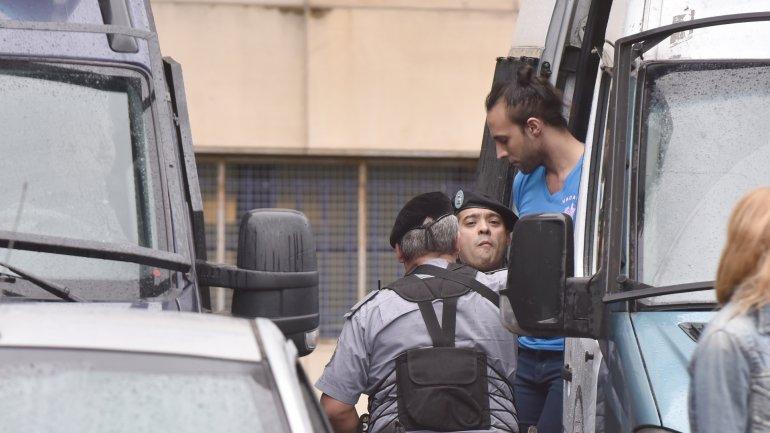 Leonardo Fariña declara en los tribunales de Comodoro Py