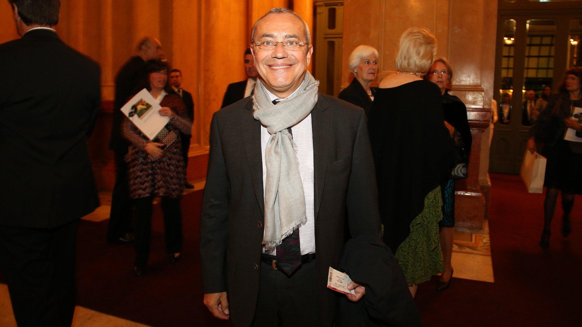 Jean-Michel Casa, embajador de Francia en nuestro país