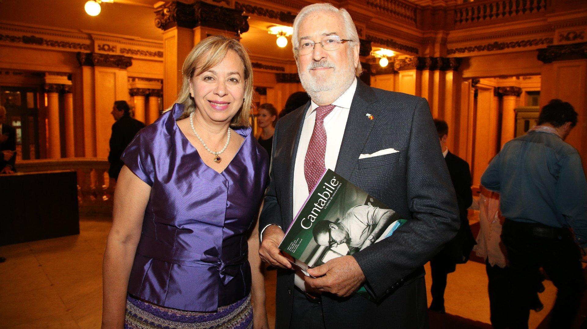 Estanislao de Grandes Pascual, embajador de España en nuestro país