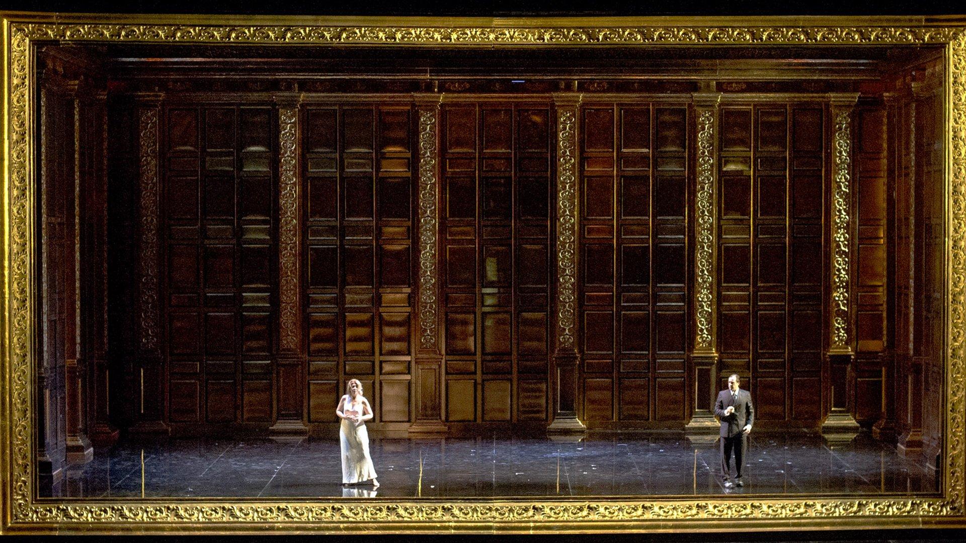 Don Giovanni -la ópera compuesta porWolfgang Amadeus Mozart- se presentó con dirección musical deMarc Piollet, dirección escénica deEmilio Sagiy protagonizada por el bajo-barítono uruguayo, Erwin Schrott