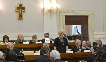 Margaret Archer, profesora de Sociología de la Universidad de Warwick y miembro fundador de la Pontificia Academia de Ciencias Sociales