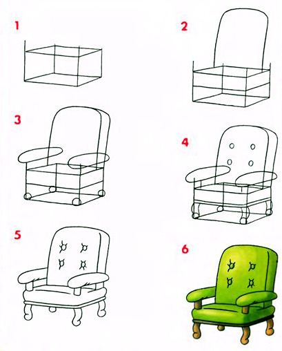 پاها کشیده می شوند - آنها ضخامت دارند و می توانند دور، بیضی شکل یا مربع در مقطع عرضی باشند.