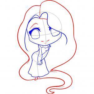 Disney: Desenați Padul Rapunzel - 14