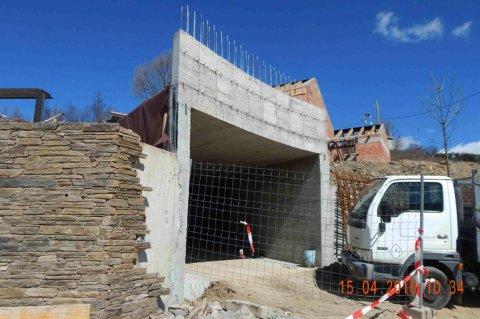 La casa en construcción de Shakira y Piqué