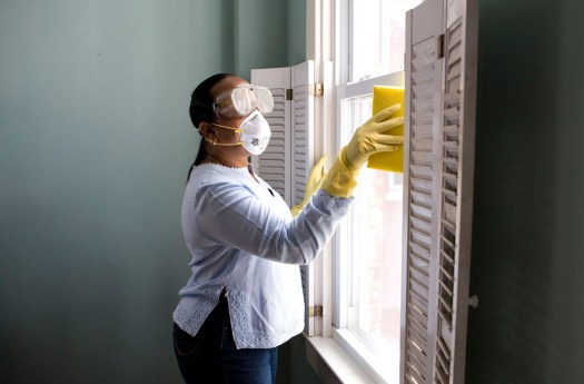 cleaning services personal protective equipment