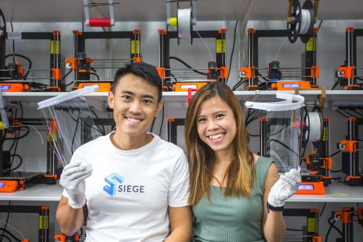 How 3D Printing Firms Tackle Shortage Of Face Shields, Nose Swabs 2