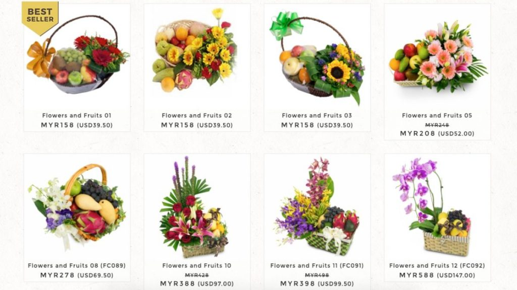 7 Online Stores Selling Fruit Basket Gifts With Same Day Delivery In Klang Valley World Best News