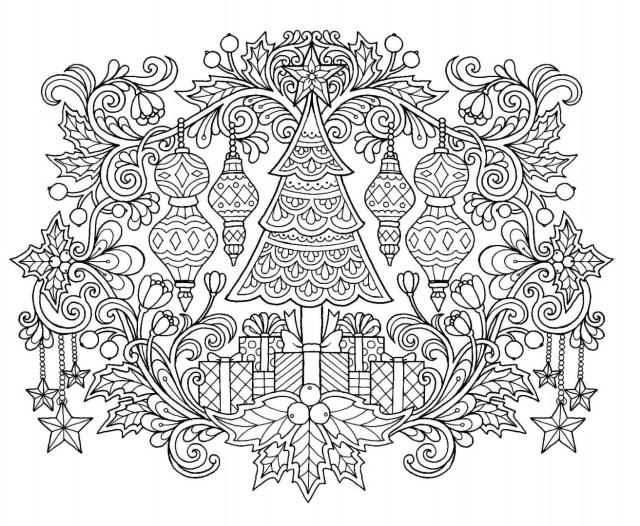 30rd Christmas Drawing