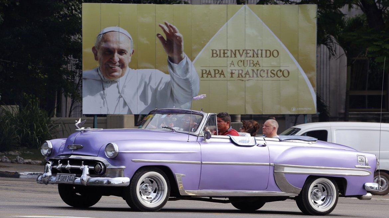 El Papa viaja a la isla como misionero de la misericordia, y será el tercero que llegue en los últimos 17 años, lo cual sólo ha sucedido en Estados Unidos y Brasil
