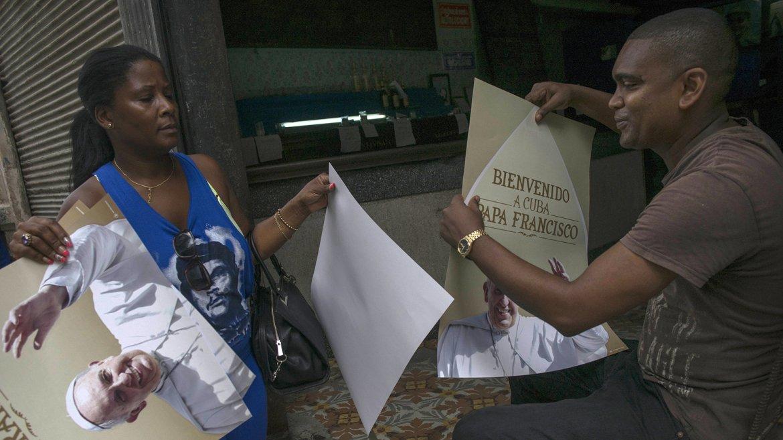 Según lo previsto, recorrerá y oficiará misas públicas en La Habana, Holguín y Santiago de Cuba