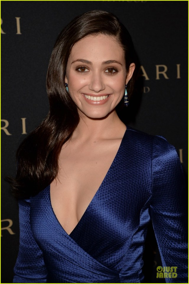 Emmy Rossum Camilla Belle Gorgeous Babes At Decades Of Glamour Event