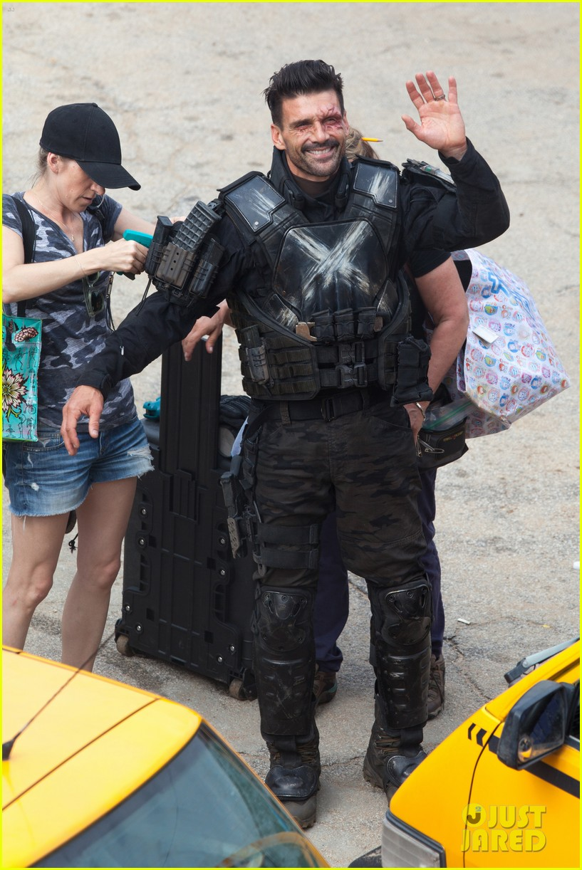 Captain America: Civil War Set Photos & Videos 50