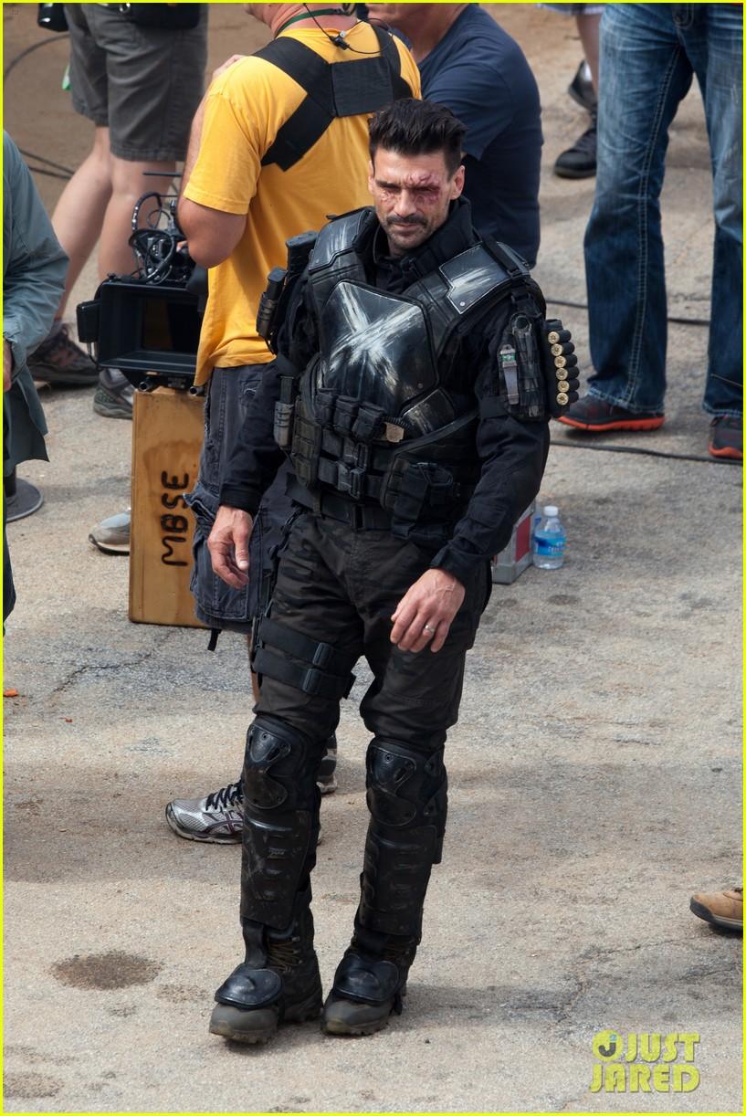 Captain America: Civil War Set Photos & Videos 52