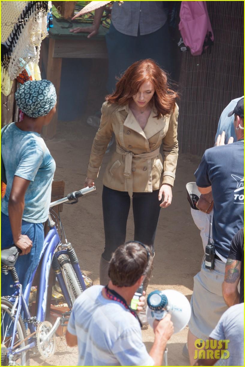 Captain America: Civil War Set Photos & Videos 41