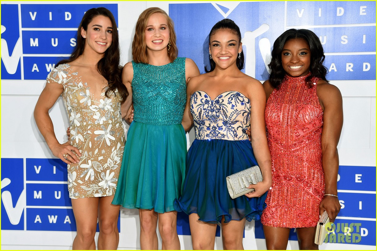 final five gymnasts 2016 mtv vmas 03