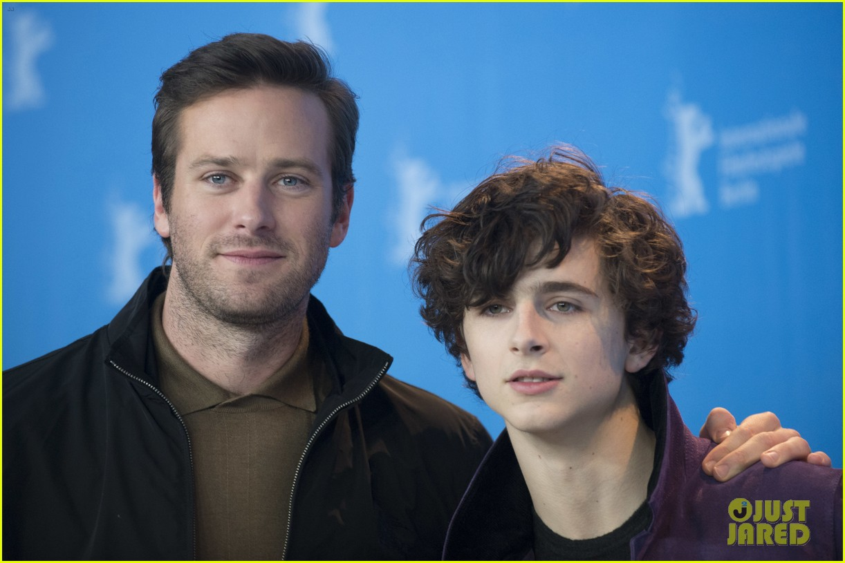 Full Sized Photo Of Watch Armie Hammer And Timothee Chalamet In New Call Me By Your Name Clip2 08 Photo 3859543 Just Jared