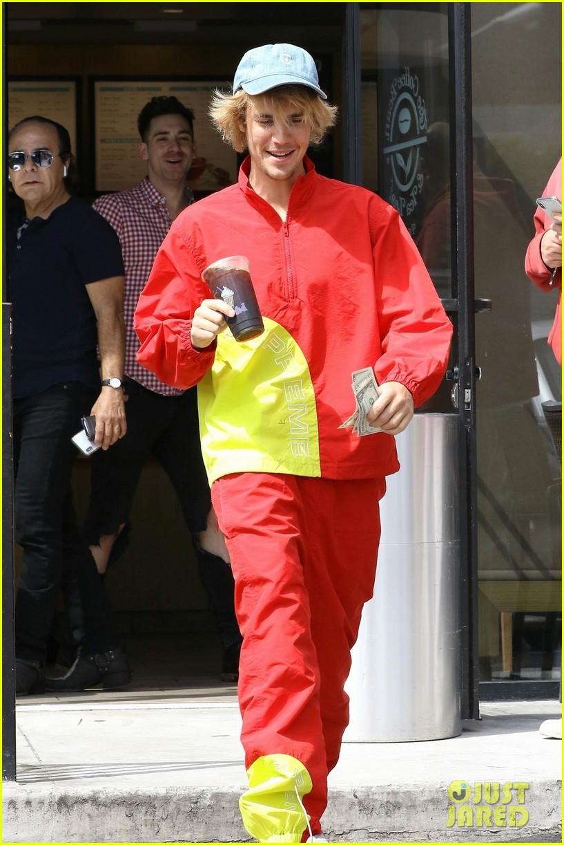Full Justin Bieber Diaper Pants