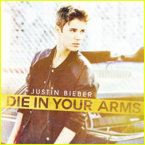 Justin Bieber's 'Die in Your Arms' - Listen Now!