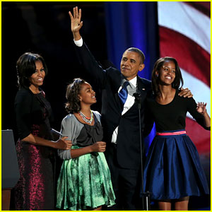 Watch Barack Obama's Victory Speech for Election 2012!