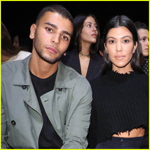 Kourtney Kardashian Shows Some Sweet PDA With Boyfriend ...