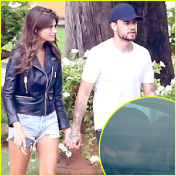 Liam Payne & Cairo Dwek Confirm Romance with These PDA Packed Pics