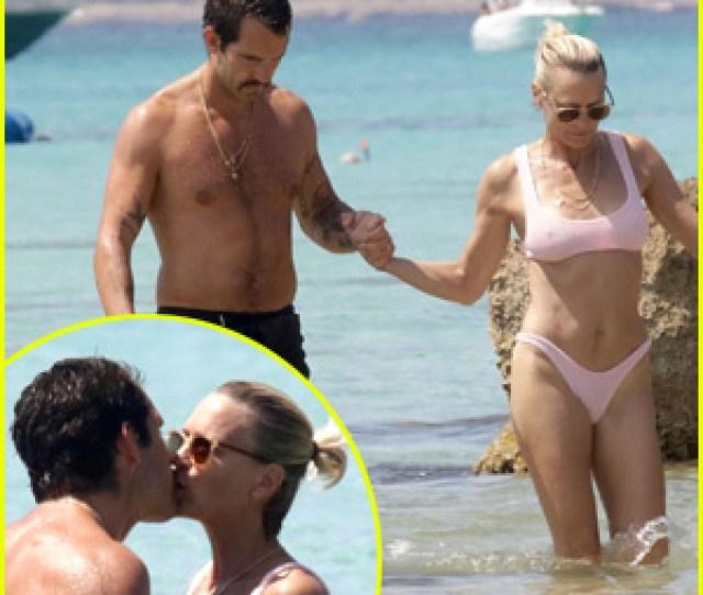 Robin Wright New Husband Clement Giraudet Pack On The Pda During Honeymoon