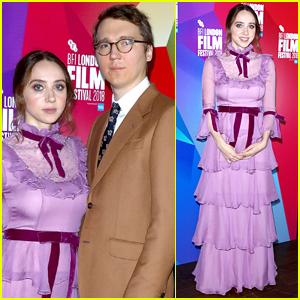 Zoe Kazan & Paul Dano Couple Up for 'Wildlife' Premiere at London Film Festival!