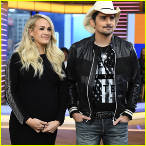 Carrie Underwood & Brad Paisley Share Their Plans For CMA Awards!