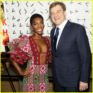 Michaela Coel & John Goodman Celebrate 'Black Earth Rising' Premiere - Watch Trailer!