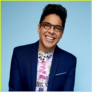 Meet 'Be More Chill' Star George Salazar with These 10 Fun Facts! (Exclusive)