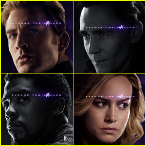 'Avengers: Endgame' Posters Separate the Living From the Dead