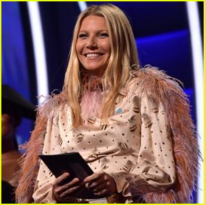 Gwyneth Paltrow Helps Honor 'Love, Simon' at GLAAD Media Awards