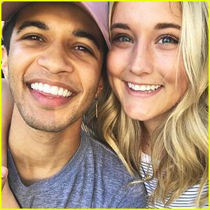 Jordan Fisher Is Engaged to Girlfriend Ellie Woods!