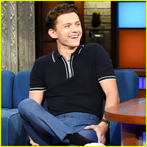 Tom Holland Says His Workout With Jake Gyllenhaal Got Really Competitive Fast