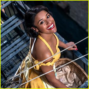 Ariana DeBose as Anita in 'West Side Story' Movie - First Look!