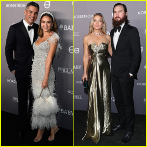 Jessica Alba & Kate Hudson are Joined by Their Loves at Baby2Baby Gala 2019!