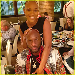 Lamar Odom & Sabrina Parr Are Engaged - See Her Ring!