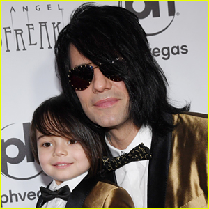 Criss Angel's Five-Year-Old Son Johnny's Cancer Has Returned