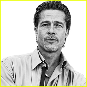 Brad Pitt Is the Face of Brioni Spring 2020 Campaign - See the Pics!