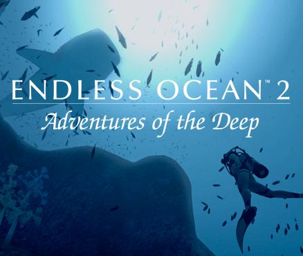 Endless Ocean 2 Adventures Of The Deep Wii Games