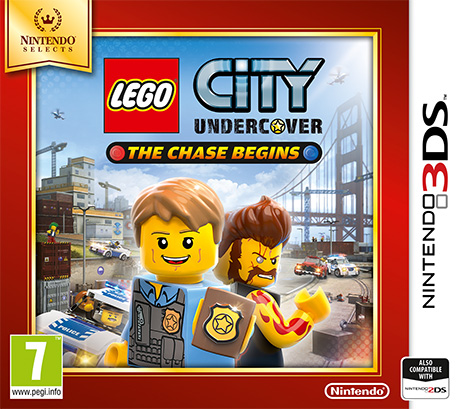 Get On The Lego City Undercover Chase Gamengadgets