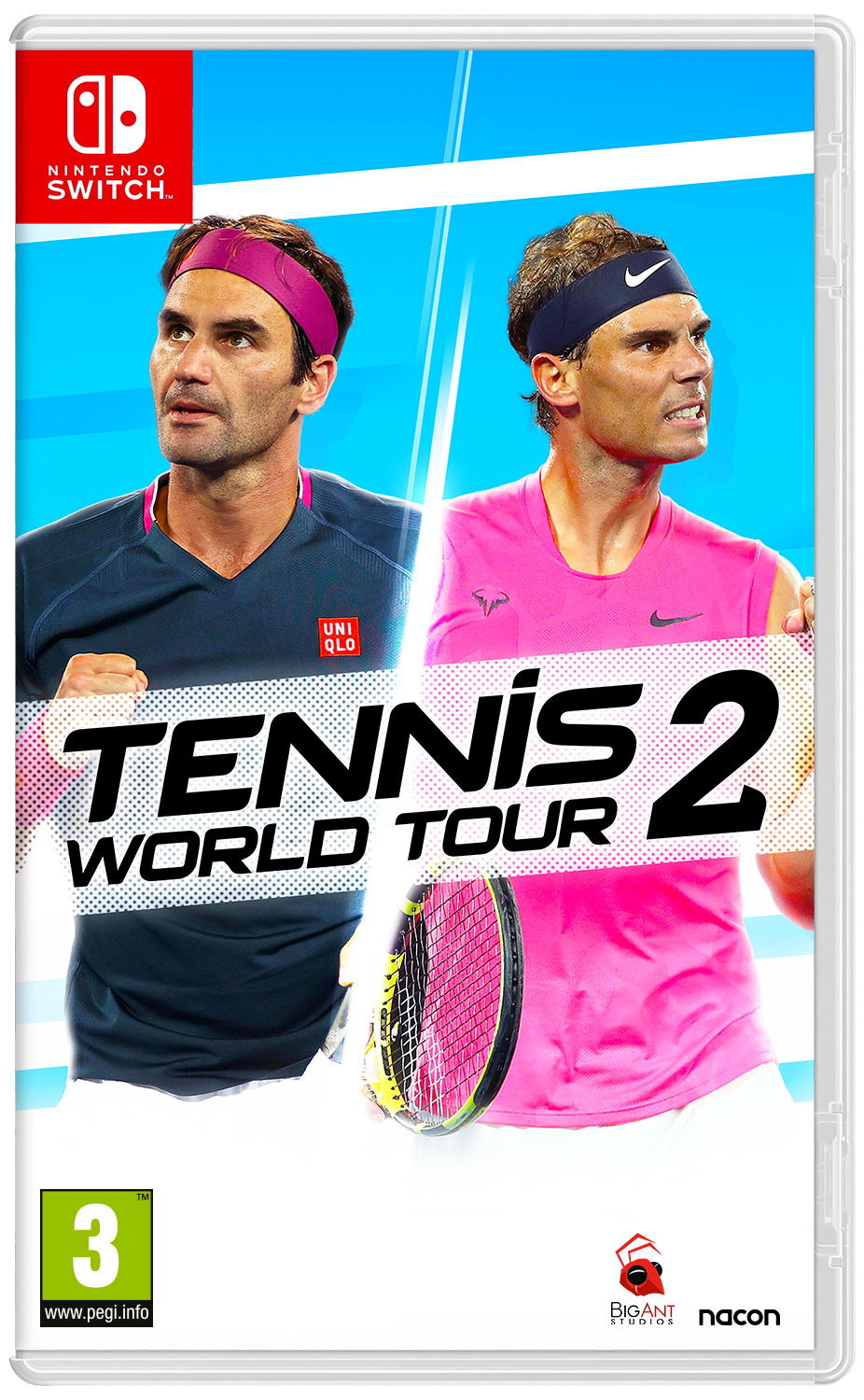 Tennis World Tour 2 Switch NSP XCI