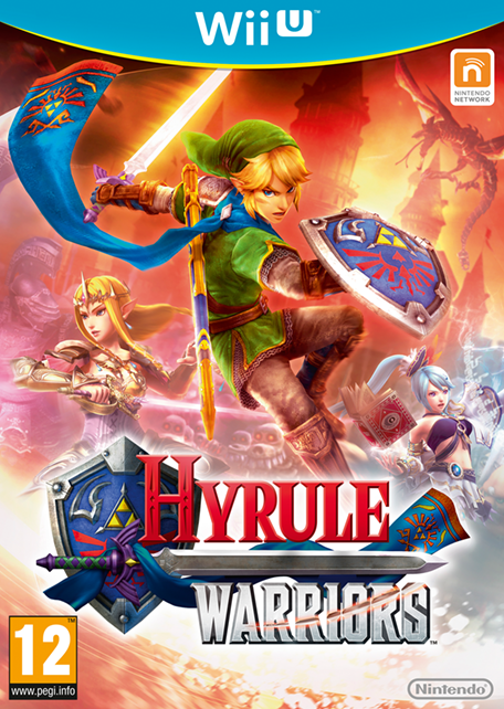 PS WiiU HyruleWarriors PEGI - All Wii U Games Torrent Download