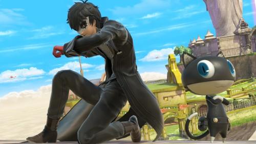 Persona 5s Joker Joins The Battle In Super Smash Bros