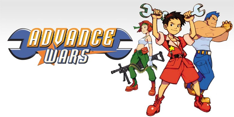 Image result for advance wars