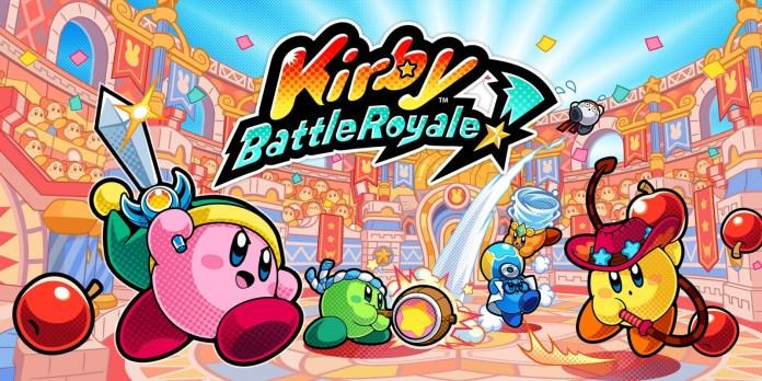 Kirby Battle Royal