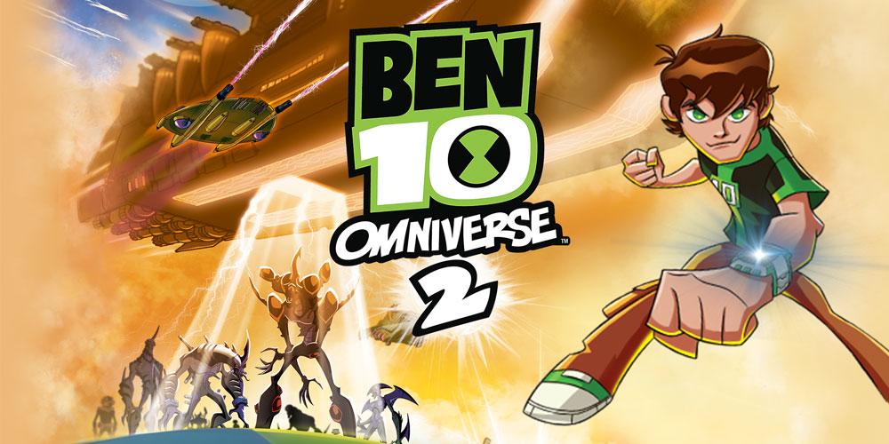 Ben 10 Omniverse 2 Nintendo 3DS Games Nintendo