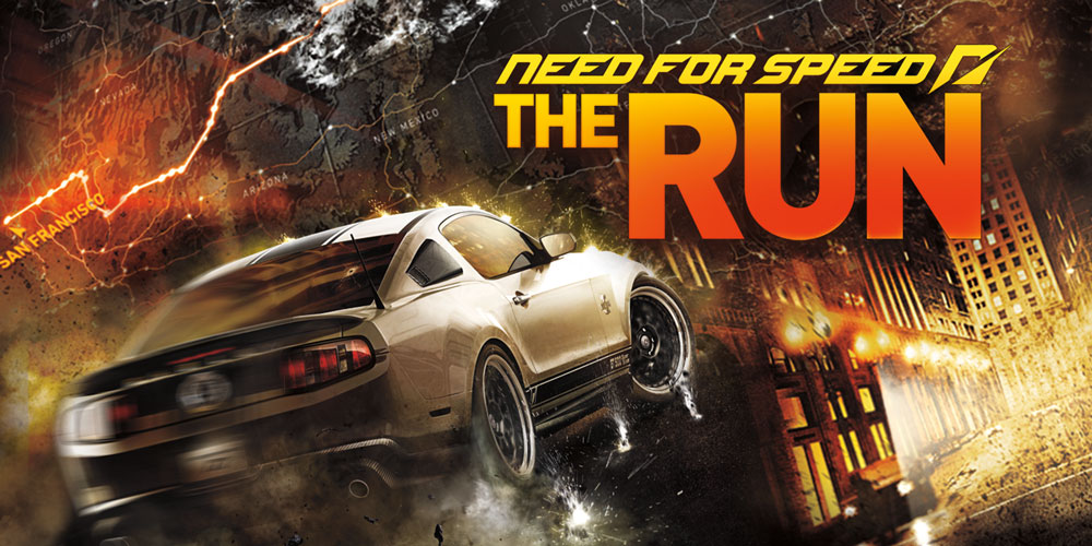 Need For Speed The Run Nintendo 3DS Games Nintendo