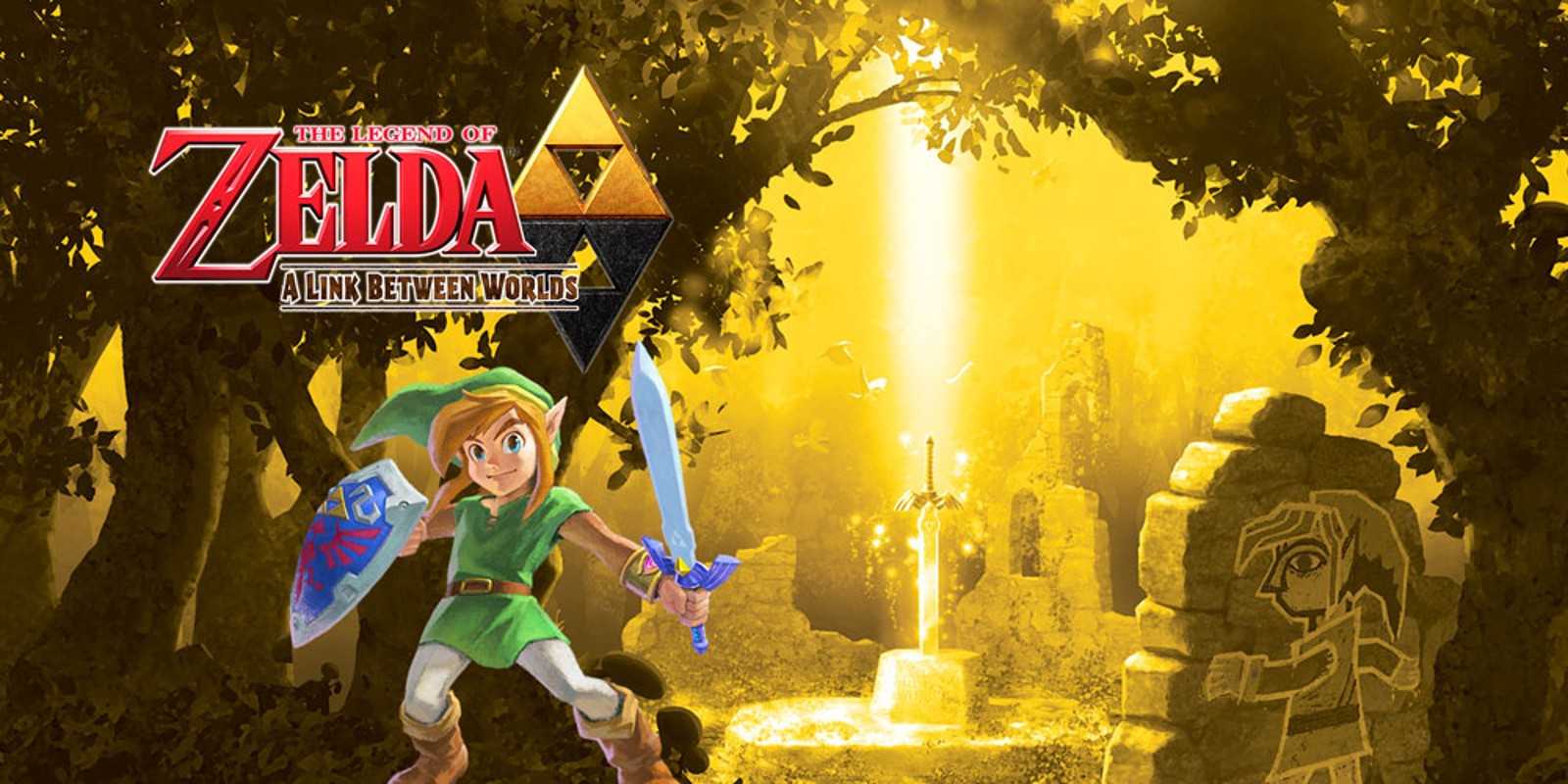 The Legend of Zelda  A Link Between Worlds   Nintendo 3DS   Games     The Legend of Zelda  A Link Between Worlds